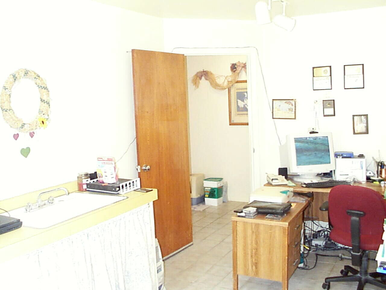 Attached Guest Suite/Office/Shop... you name it.. but it's truly extra.. in addition to Tax Roll Size.
