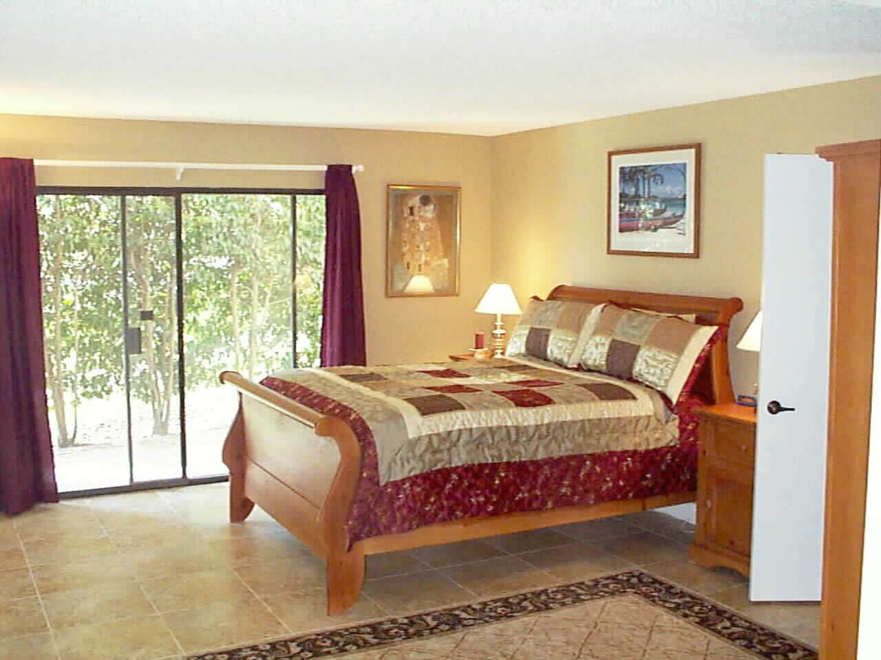 Spacious Elegant Master Suite... with Private Covered Patio