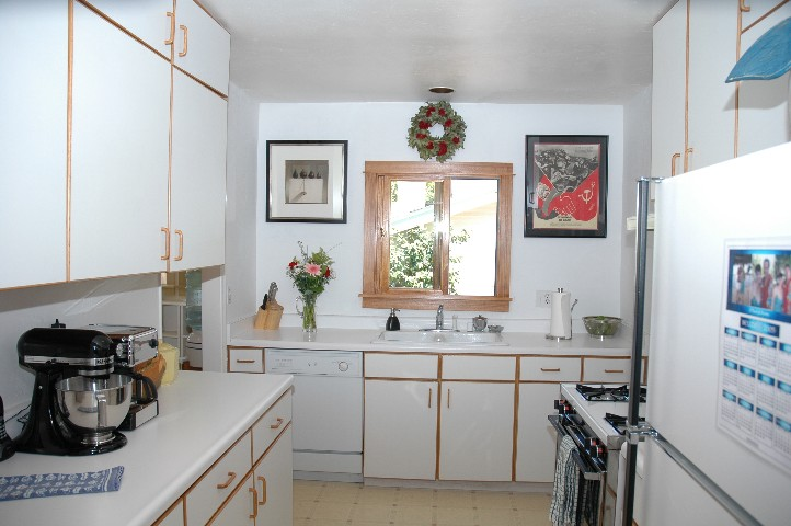 Spotless Kitchen... the room where you can make your statement !