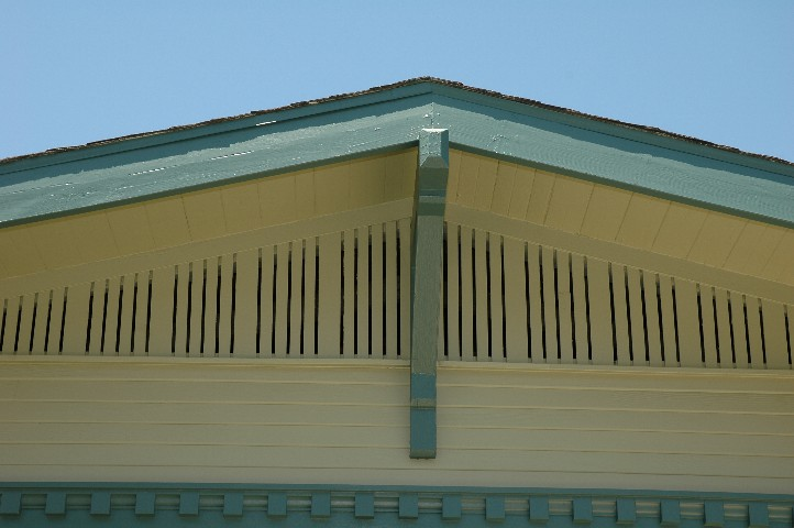 Craftsman Bungalow Architectural Detail